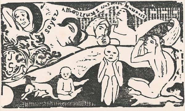 Paul Gauguin – Milujte, budete šťastné