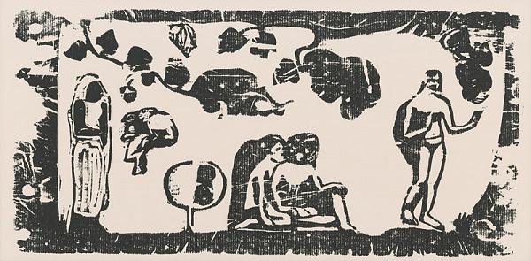 Paul Gauguin – Ženy, zvieratá a lístie