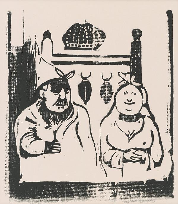 Paul Gauguin – Komické postavy
