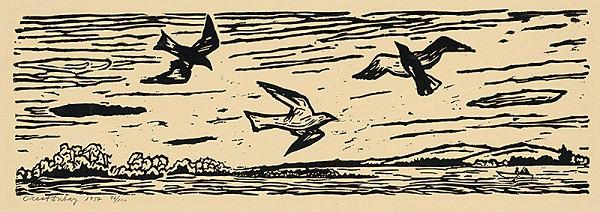 Orest Dubay – Vtáci