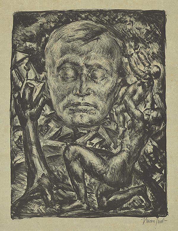Eugen Krón – Ilustrácia k básni Ady Endreho