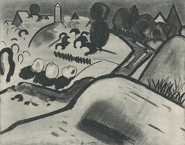 Karel Malich – Poběžovice