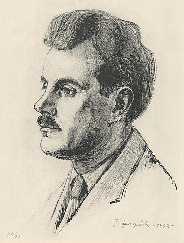 Štefan Hapák – Portrét V.M.