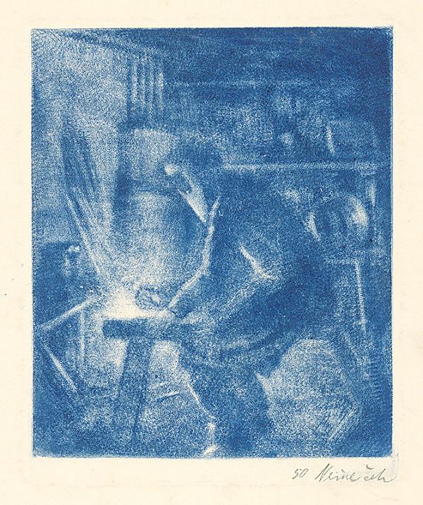 Jan Němeček – Zvárač