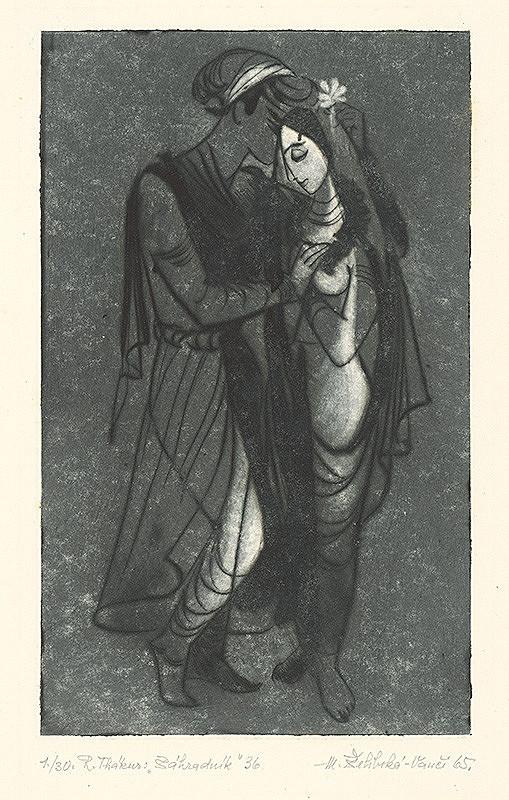 Mária Želibská – Záhradník 11.
