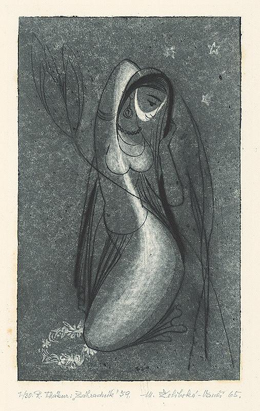 Mária Želibská – Záhradník 6.