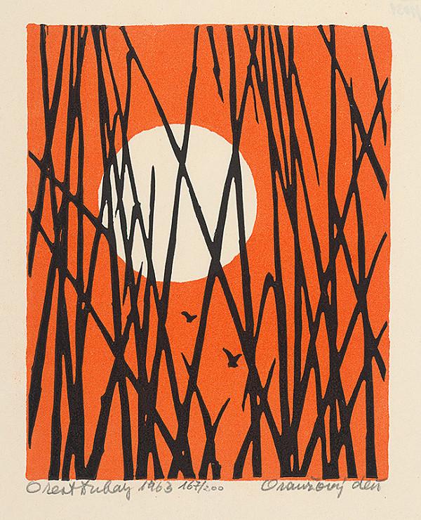 Orest Dubay – Oranžový deň