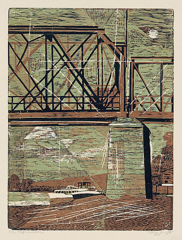 Jozef Nagy – Pod mostom