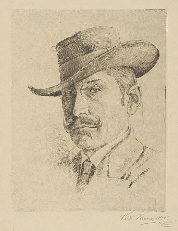 Viktor Vávra – Autoportrét