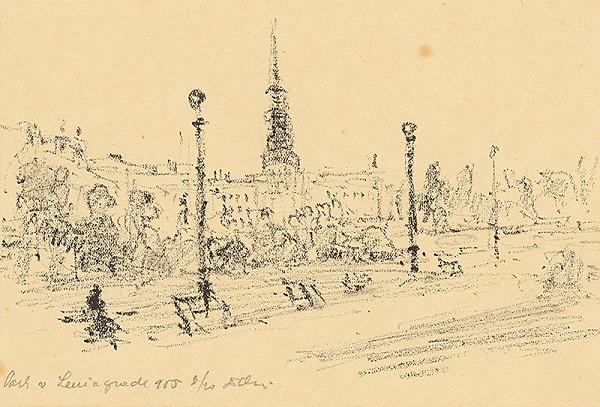 Andrej Doboš - Park v Leningrade