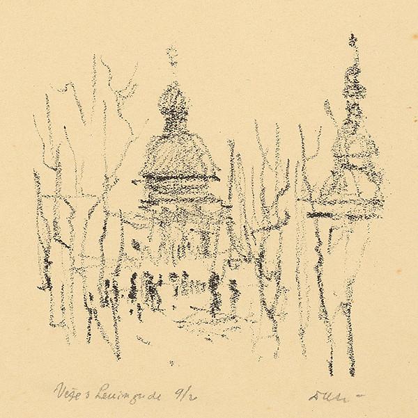 Andrej Doboš – Veže v Leningrade
