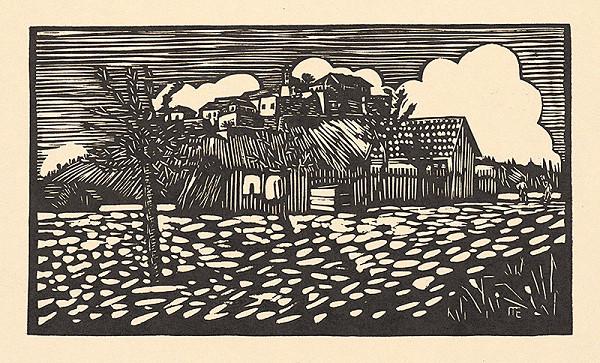 Eugen Morvay – Munkácsi táj