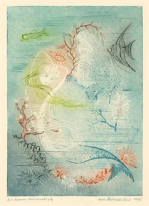 Mária Želibská – Malá morská víla I.