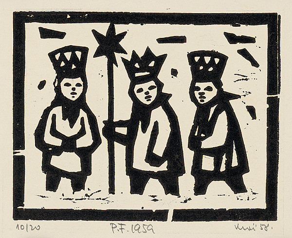 Fero Kráľ - P.F.1959 I.