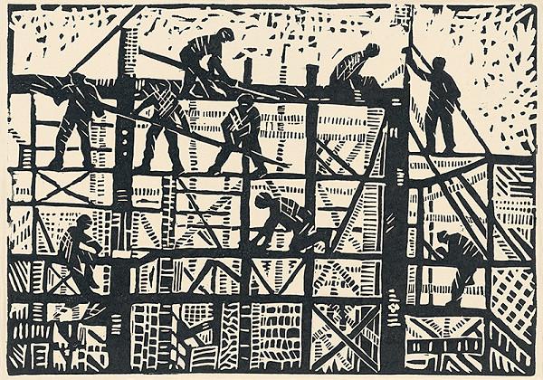 Pavol Markovič – Na stavbe