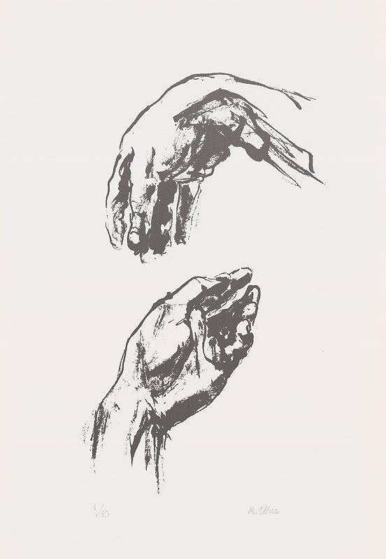 Rudolf Uher – Štúdia rúk
