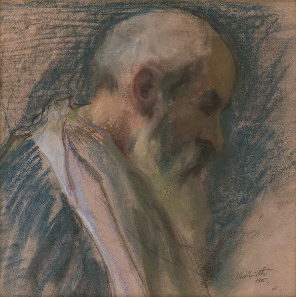 Maximilián Kurth – Štúdia starca