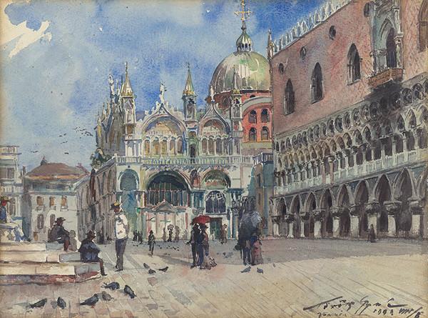 Július Török – Benátky