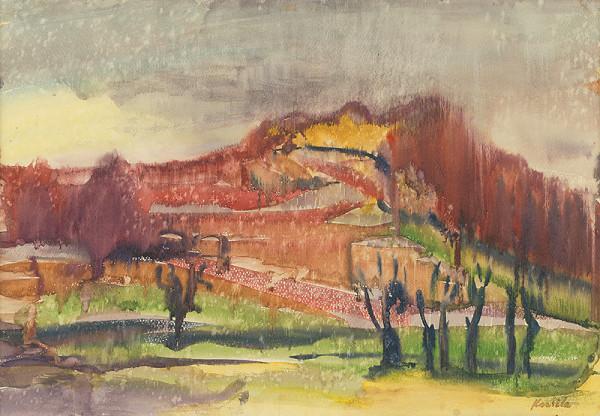 Juraj Kresila – Jesenný dážď
