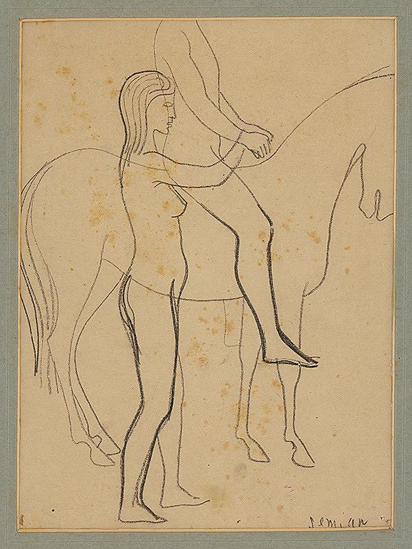 Ervín Semian – Kôň
