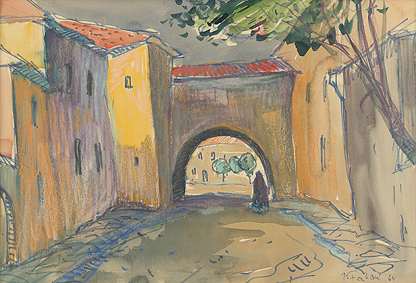 Jozef Fabini – Ulica s podjazdom
