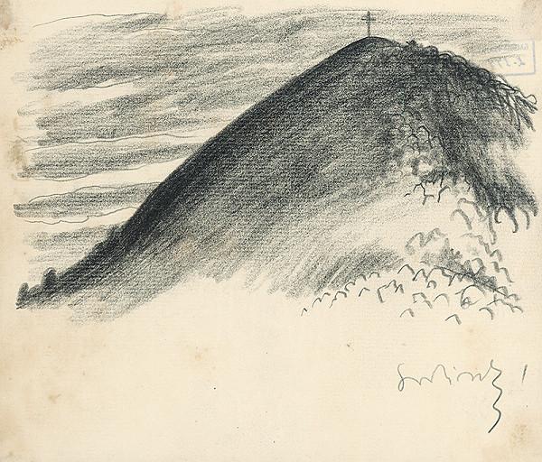Karel Svolinský - Ilustrácia k Máchovi