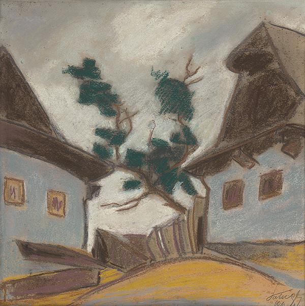 Zolo Palugyay - Dedinské domky