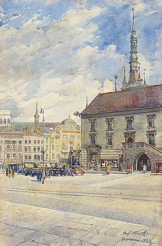 Július Török – Z Olomouca II.