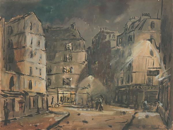 Július Nemčík – Parížska ulica