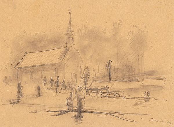 Dezider Milly – Cintorín