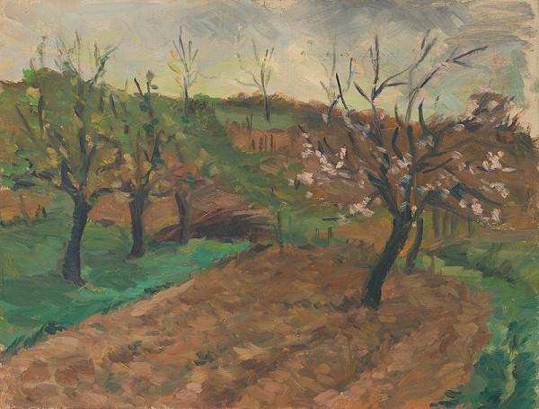 Rudolf Jordán - Jar v záhrade