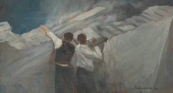 Mikuláš Jordán – Búranie múru