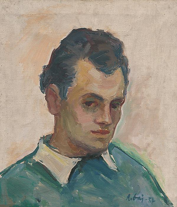 Andrej Gaj - Portrét Juraja Kresilu