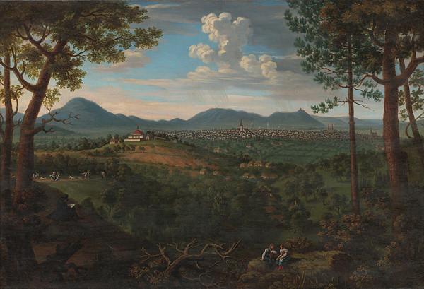 Ján Rombauer – Pohľad na Prešov