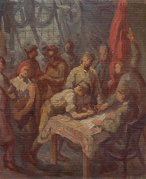 Jozef Bendík – Podpisovanie záväzkov
