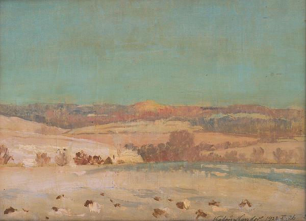 Ferdinand Katona - Zimná krajina