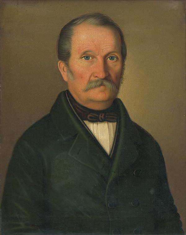 Ján Rombauer, Autor spišského okruhu – Portrét starca