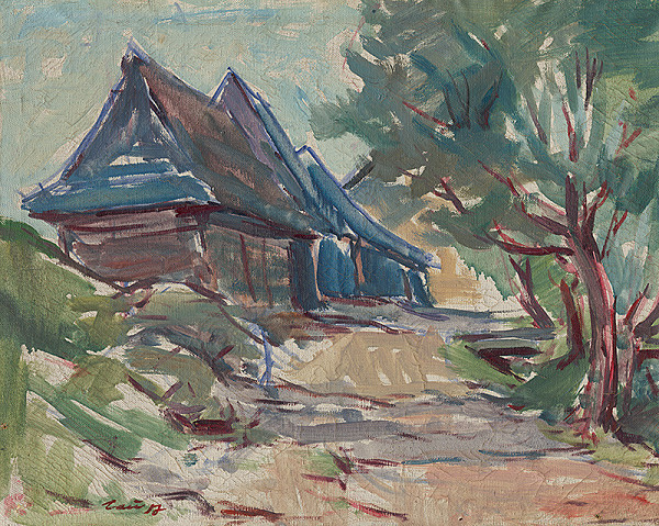 Andrej Gaj - Stodoly