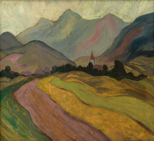 Edmund Gwerk – Oravské vrchy