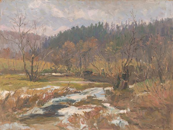 Ján Grotkovský – Začiatok zimy