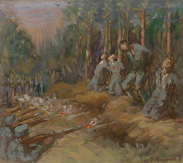 Jozef Bendík – Nenávideli vojnu