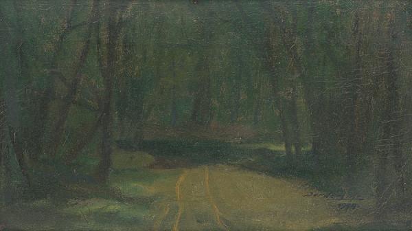 Mikuláš Jordán – Lesná cesta