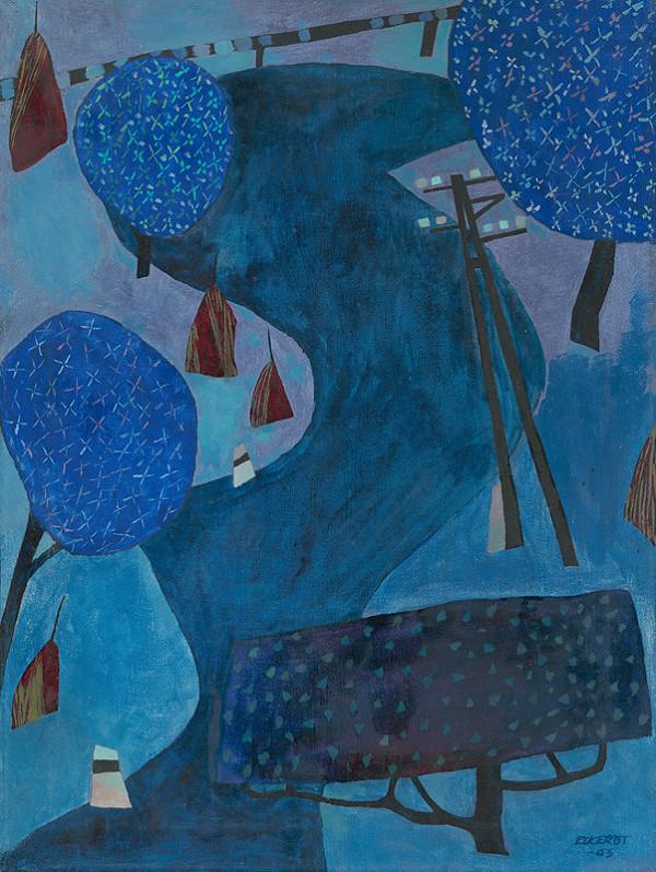 Alexander Eckerdt – Modrá cesta