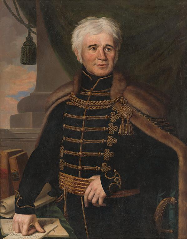 Ján Rombauer – Podobizeň Jána Szirmayho