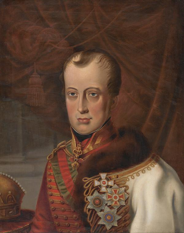 Karol Tibély – Podobizeň panovníka