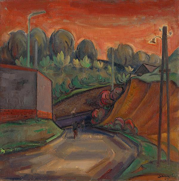 Eugen Lehotský - Dve cesty
