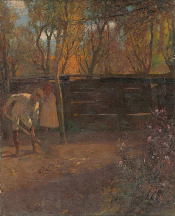Maximilián Kurth – Z umelcovej záhrady