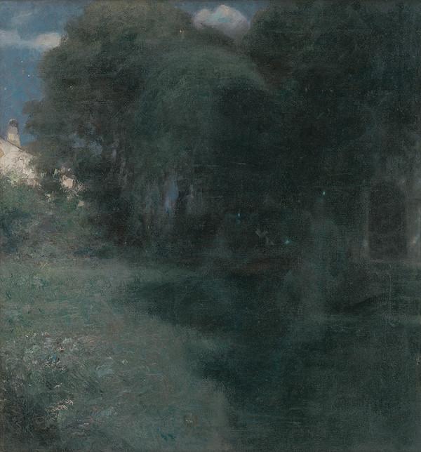 Maximilián Kurth – Bludičky - Svätojánska noc