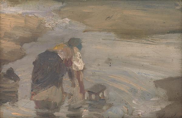 Maximilián Kurth - Práčka vo vode