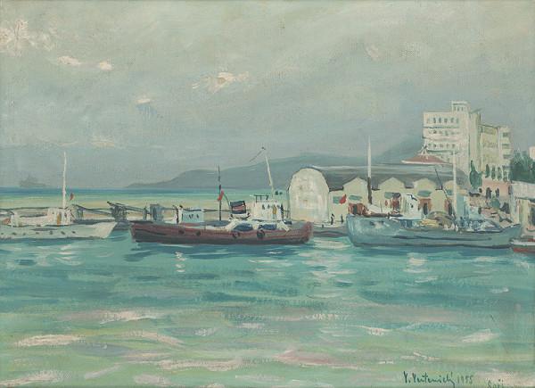 Vladimír Vestenický – Prístav v Soči